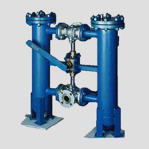Duplex or Dual Basket Strainers